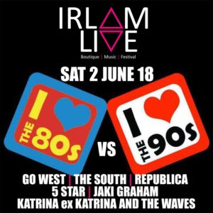 Irlam Live Manchester